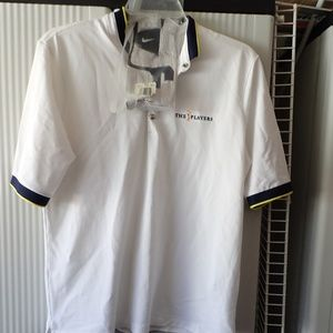 Ralph Lauren Polo Golf The Players White Top Large